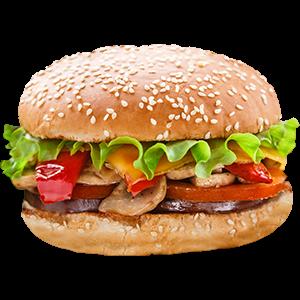 Vejetaryen Burger